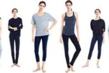 Workout Clothes Wishlist / Great Body & Skin is a blog by a fashion model about health & beauty. / by Great Body & Skin