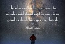 Albert Einstein // Quotes