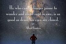 Albert Einstein // Quotes