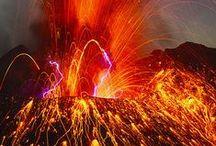 Fire ☲ Volcanoes