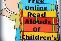 I Love to Read / by Alicia Francesca