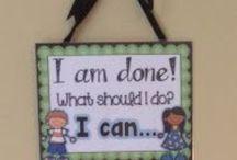An Organized Classroom Promotes Success / by Alicia Francesca