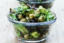 Salads, grains & lentils / by Lyra Kelsey