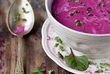 Soups, stews & stocks / by Lyra Kelsey