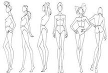 Ilustración Moda