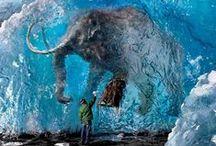 Water ☵ Snow & Ice / Frozen.