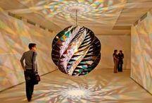 Art :: Installation, Design, Sculpture / Random installation, design and light art I like.