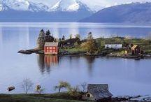 Scandinavia ✈ / Scandinavia + Iceland, Finland, Greenland.