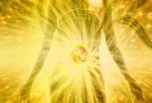 3. Yellow, Solar Plexus Chakra
