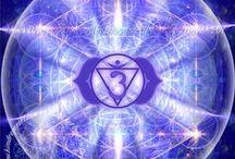 6. Indigo, Third Eye Chakra