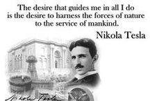 "Nikola Tesla // Quotes, History / Nikola Tesla (10 July 1856 - 7 January 1943) was a Serbian American inventor, electrical engineer, mechanical engineer, and futurist best known for his contributions to the design of the modern alternating current (AC) electricity supply system. His work fell into relative obscurity after his death, but the SI unit of magnetic flux density was named ""tesla"" in his honor. Tesla has experienced a resurgence in interest in popular culture since the 1990's."
