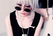 Black † Pastel † Goth / I like your style!