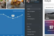UI/UX / User Interfaces of Web and Mobile Apps