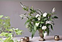 Table tops / by Conservatorie Floral