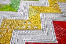 ahhh -Quilting or motocross ....which shall I do today? / by Shelley Brooks