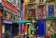 Colors / by Heidi Van Woerkom