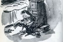 Children's Books & Illustrations / by bananamondaes