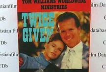 """Christian Movies/Films: VHS / Here is a list of """"Christian Movies/Films"""" on VHS Video. These films have not been released on DVD/Blu-ray at the time of posting! I'm listing as many Christian Films as I can, to help you find and share them with others. Grab some popcorn, a Great Christian Movie and enjoy!"""