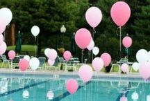 Party Planning / I've planned many a party in my day; it's one of my most favorite things to do. Here are some low cost ways to have a kick ass event.