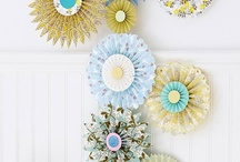 paper crafts / by Roxanne Byerly