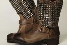 boots, boots & more boots! / by Leesa Donoran