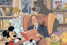 It all Started with Walt! / by Kathy Neisess