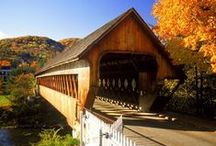 Covered Bridges / by Linda Langevin