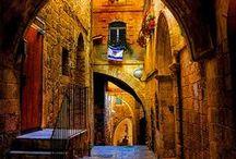 Jerusalem / by Linda Langevin