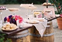 Wedding Cake/Sweet table