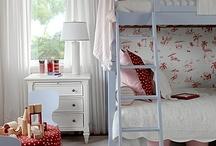 Kiddies bedrooms / Great looks for children's bedrooms