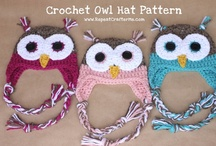 In Stitches: Crochet / by Roxanne Byerly