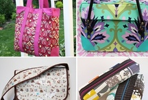 In Stitches: Bags and Totes / by Roxanne Byerly