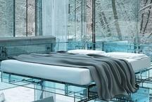 Wonderfully weird bedrooms / Bedrooms in very unusual settings