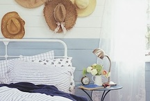 Beach house bedrooms / Bedrooms with a relaxed holiday feel