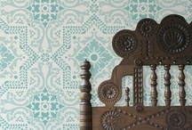 Paint and paper / Wall coverings for bedrooms