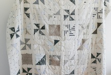 Quilted love / Handmade bed quilts