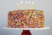 Birthdays  / by Keeley Renee McKinney