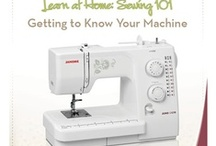 Get Sewing for Beginners