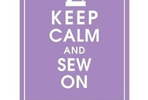 Get Sew Wordy / Inspirational quotes and phrases for the sewing, quilting and crafting world! Great inspiration to keep you motivated!
