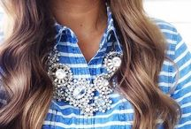 Style Statement Necklaces / by Edith Loya