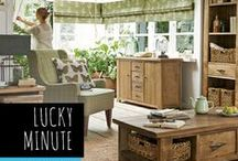 NEXT LUCKY MINUTE! :-) / Wish list for my home.....
