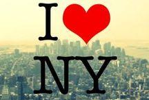 New York is comfortable, not strange.