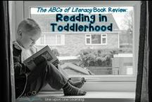 (K-5) Early Reading / Activities and ideas for learning to read and encouraging reading in the earliest years. Includes sight word and phonics ideas beyond the alphabet.