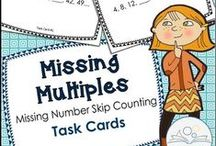 (K-5) Creative Math Instruction / Creative ideas for learning math in elementary school