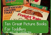 (Ideas) Book Lists--little kids / Book lists for younger kids