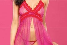 Pretty in Pink / Lingerie, toys and all things lusciously pink.