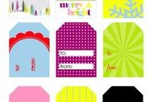 Printables / Free Printables for every season! / by a bird and a bean