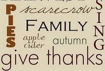 Holiday- Thanksgiving