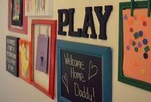 Playing / Teaching / DIY 4 Kids