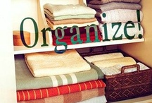 Organizing & Cleaning @ home